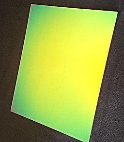 quartz plate reflector