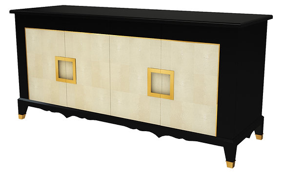 CHOLE FOUR DOOR CABINET