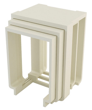 WINDSOR NESTING TABLES