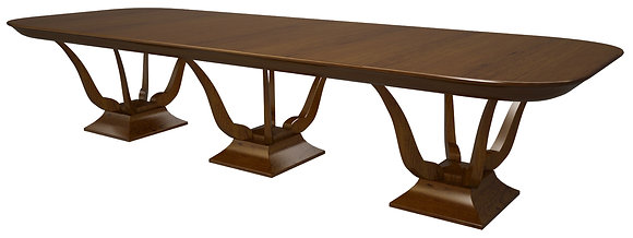 BEAMAN GRAND DINNING ROOM TABLE