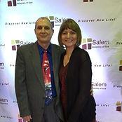 Deacon Rob and Terri Easley