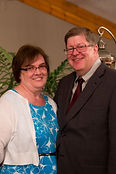 Deacon Jack and Kathy Bergen