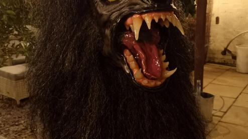 New werewolf mask Vilkas