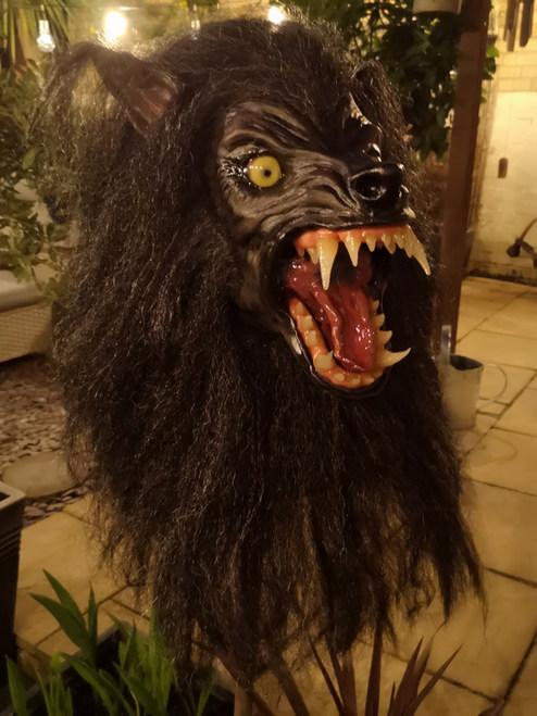 Werewolf mask Vilkas