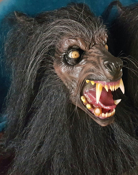 The Lycanthrope Werewolf Mask