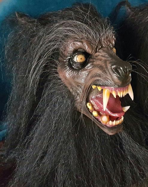 The Lycanthrope Werewolf Mask