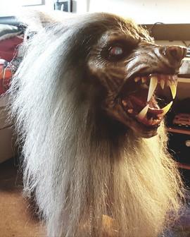White Werewolf for Bonehill Road
