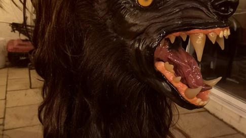 New Werewolf mask Tamaska