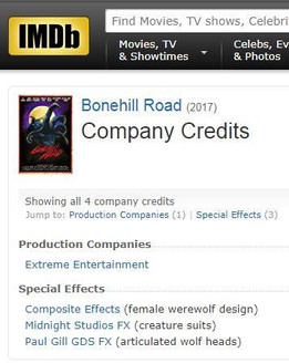 IMDB Company Credits