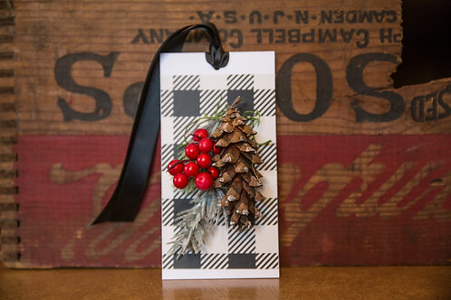 Wine + Gift Tag