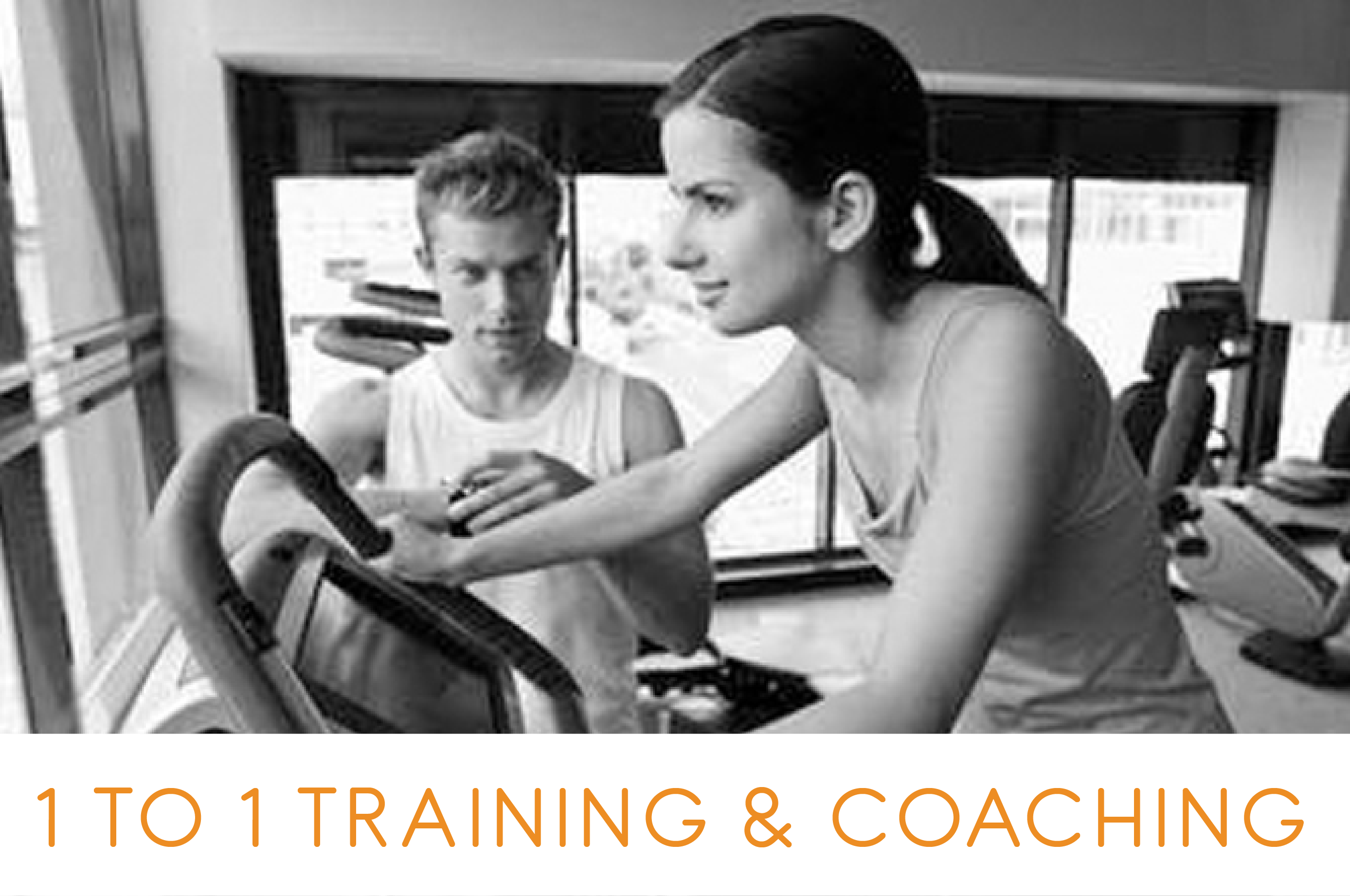 1 to 1 Training & Coaching