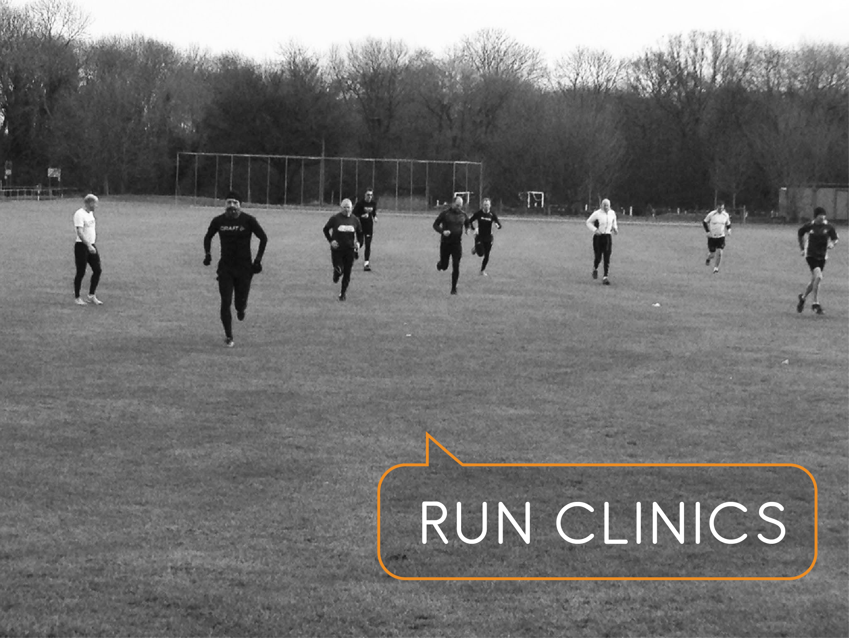 Run Clinics