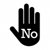 No Flat Icon 001.png