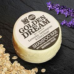 GOLDEN DREAM SHAMPOO BAR
