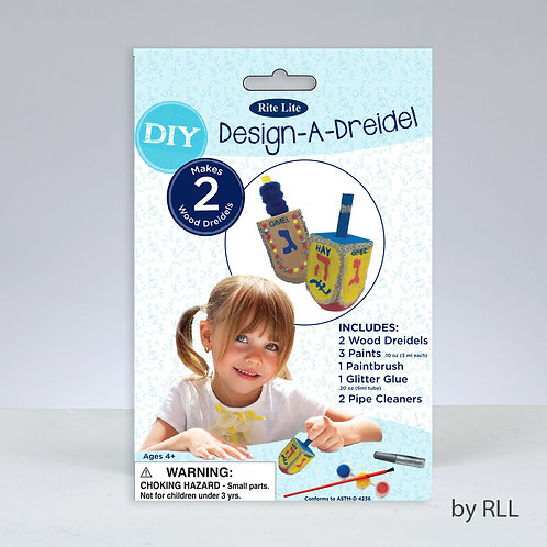 Design-A-Dreidel Kit
