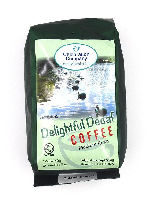 Delightful Decaf Coffee