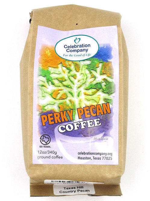Perky Pecan Coffee