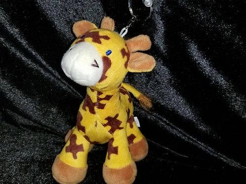 Grant the Jigsaw Giraffe Key Chain