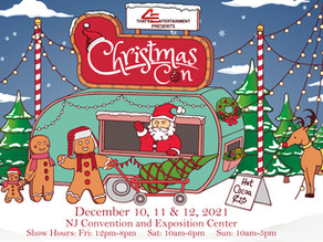 COVID-19 proceduresfor Christmas Con NJ 2021