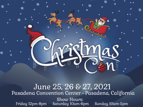 Pasadena Christmas Con Postponed