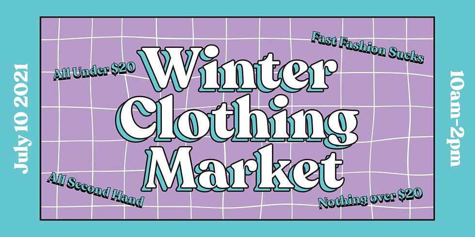 Winter Clothing Market (Secondhand)