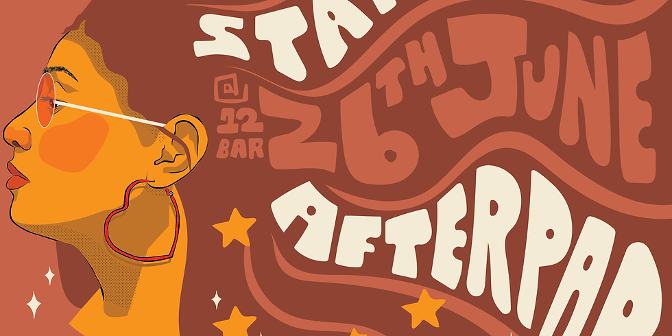 Stand Up - Afterparty