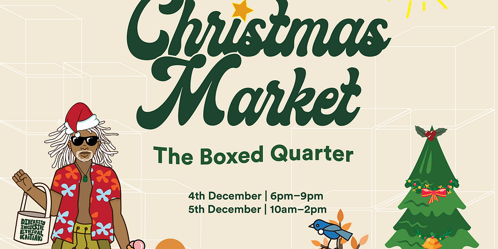 The Conscious Club Christmas Market