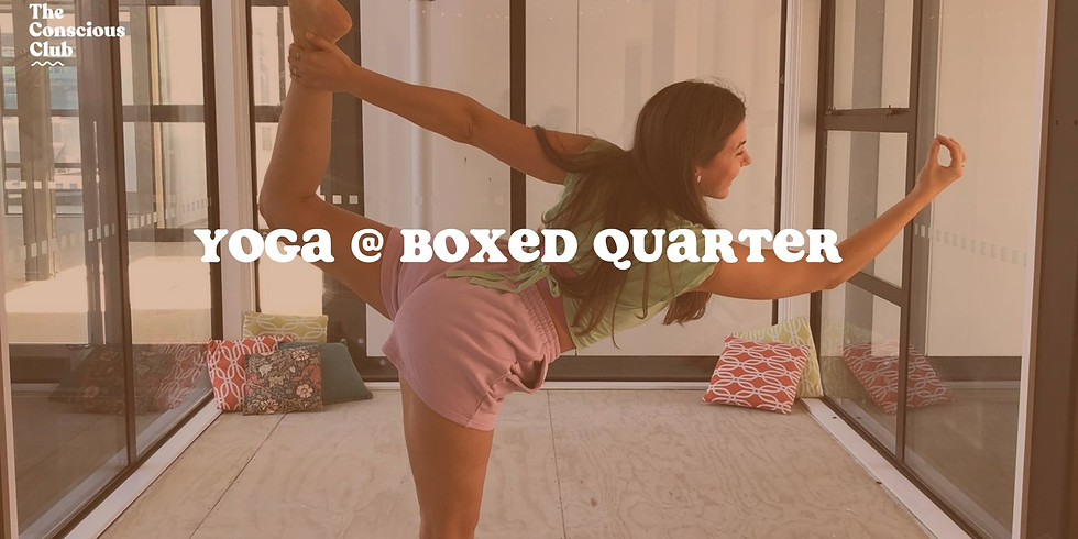 Yoga @ Boxed Quarter
