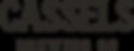 100x100mm Cassels Black Logo.png