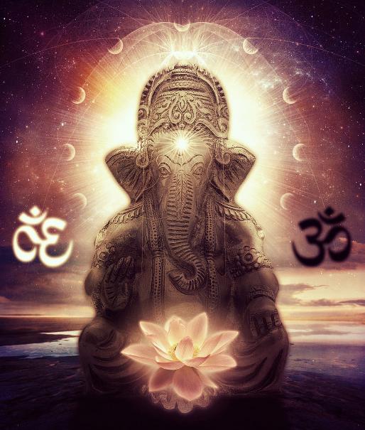 Ganesha Lotus