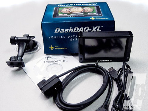 Dashdaq XL Datalogging Tool With Wideband