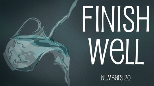 """""""Finish Well"""" (Numbers 20)"""