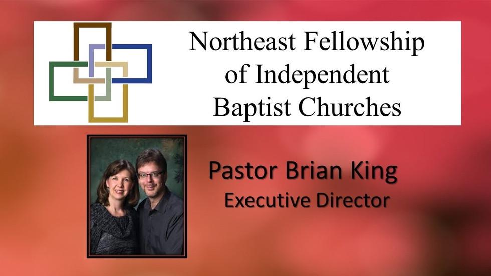 Morning Worship with Pastor Brian King