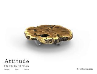 Gulfstream Live Edge Coffee Table 2