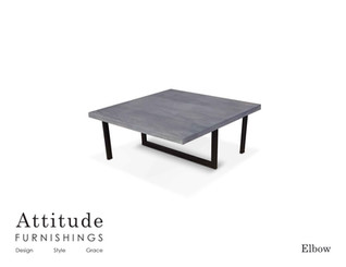 Elbow Coffee Table