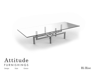 Hi Rise Dining Table 3