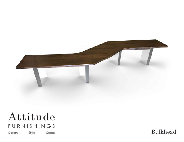 Bulkhead Communal Table 1