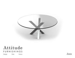 Jaxx Dining Table