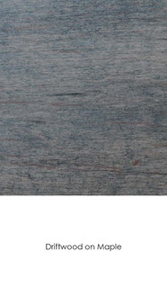 Driftwood on Maple