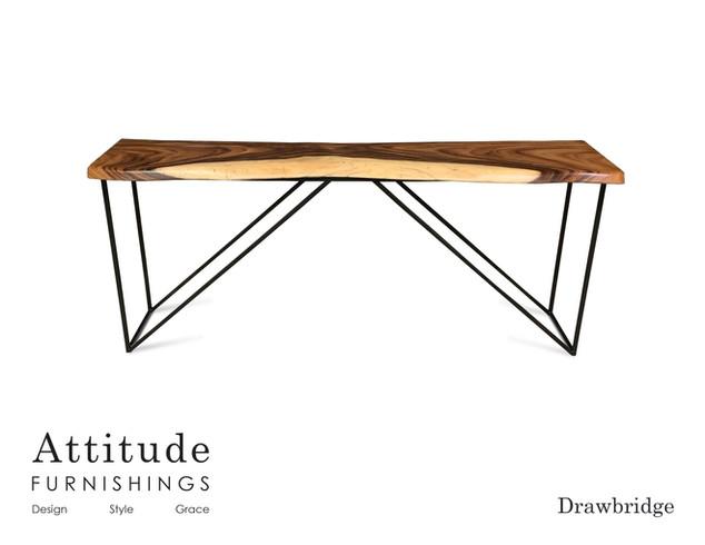 Drawbridge Console Table