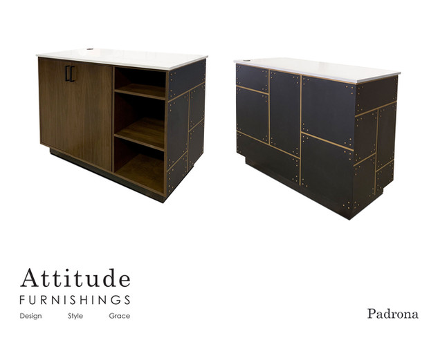 Padrona Hostess Desk