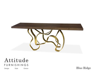 Blue Ridge Console Table