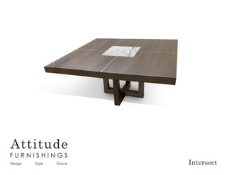 Intersect Dining Table 6