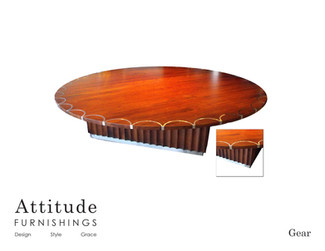 Gear Conference Table