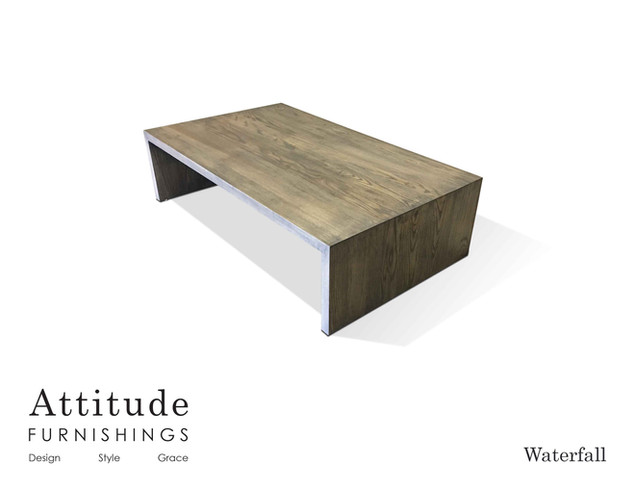 Waterfall Coffee Table 2