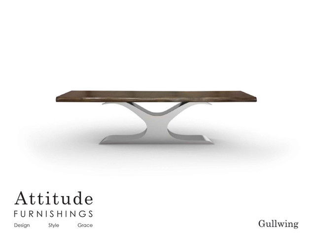 Gullwing Dining Table