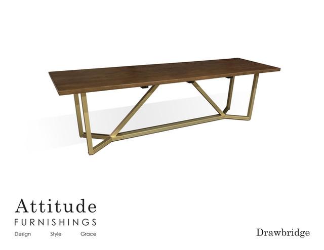 Drawbridge Communal Table