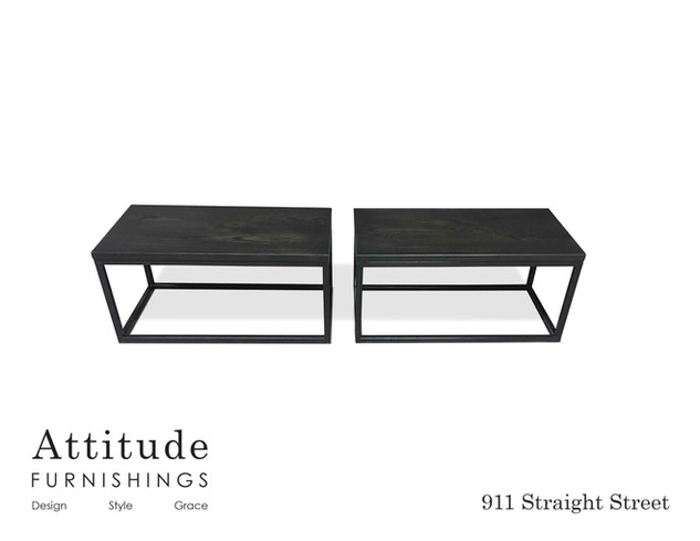 911 Straight Street Coffee Table