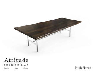 High Hopes Dining Table