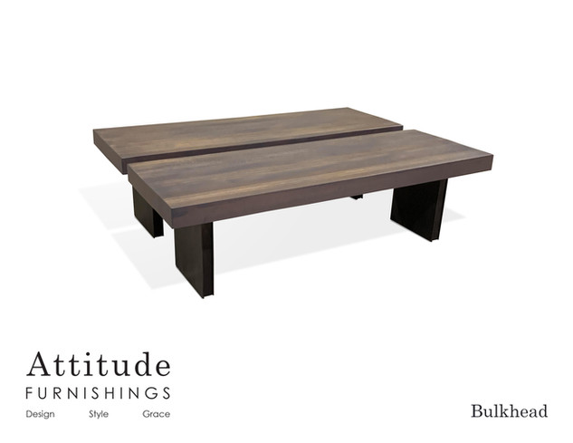 Bulkhead Coffee Table